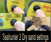 seahunter settings
