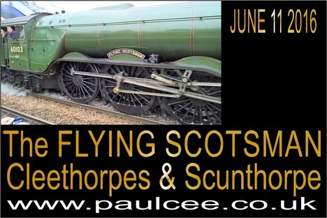 Steam Train Railway scunthorpe
