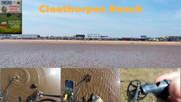 metal detecting cleethorpes